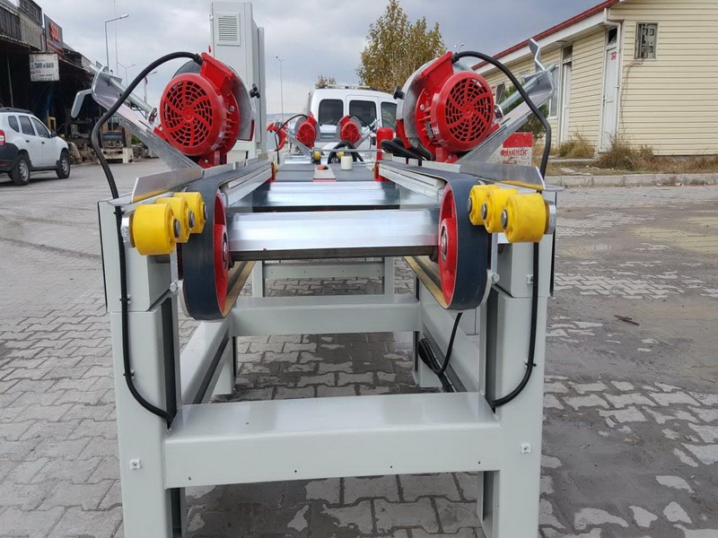 Kenar Kırma ve Eskitme Makinası
